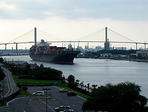 Savannah river cargo ship.jpg