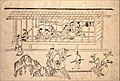 Scènes d'Yoshiwara, le quartier des plaisirs d'Edo d'H. Moronobu (musée national de Tokyo) (40552779850).jpg