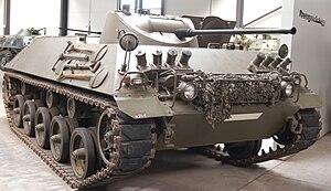 Schützenpanzer Lang HS.30 - Image: Schützenpanzer (lang) Hispano Suiza HS 30