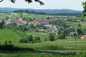 Schenkenfelden - Image: Schenkenfelden Ortsansicht