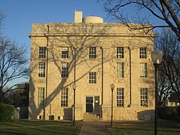 Schleicher County, TX, Courthouse IMG 1382.JPG