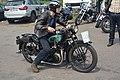 Schleswig-Holstein, Wilster, Zehnte Internationale VFV ADAC Zwei-Tage-Motorrad-Veteranen-Fahrt-Norddeutschland und 33te Int-Windmill-Rally NIK 3879.jpg