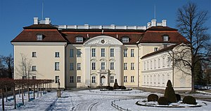 Kunstgewerbemuseum Berlin - Köpenick palace