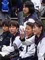 Schoolkids in Park - Sapporo - Hokkaido - Japan (47971093498).jpg