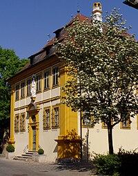 Palais Schwarzenberg at Frickenhausen am Main, Lower Franconia