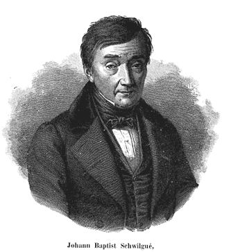 Jean-Baptiste Schwilgué - Jean-Baptiste Schwilgué.