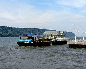 Science Barge - Yonkers