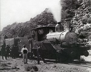 1900 in South Africa - Cape Copper Scotia Class