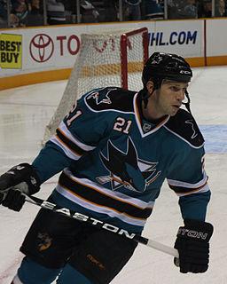 Scott Nichol Canadian ice hockey player