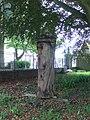 Sculpture at St Cadoc's Churchyard, Caerleon - geograph.org.uk - 827082.jpg