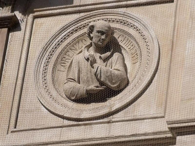 File:Sculpture of Lorenzo Ghiberti on RBS - Royal Bank of Scotland - 79 - 83 Colmore Row, Birmingham.jpg