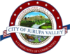 Official seal of Jurupa Valley, California