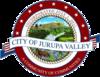 Official seal of Jurupa Valley, California