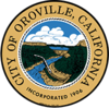 Official seal of Oroville, California