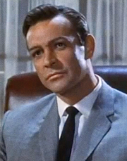 Sean Connery in Marnie (1964) di Alfred Hitchcock