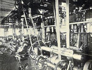 Jacob Furth - Vulcan Iron Works, 1900.