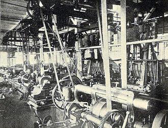 Vulcan Iron Works - Vulcan Iron Works, Seattle, 1900.