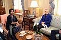 Secretary Clinton Meets With Indian Ambassador Rao (6762166815).jpg