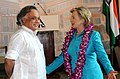 Secretary Clinton Visits ITC Green Center (3736048115).jpg