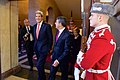 Secretary Kerry, Bulgarian President Plevneliev Pass Honor Guard Following Meetings in Sofia (16259442226).jpg