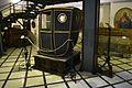 Sedan chair at the Żabbar Sanctuary Museum.jpg