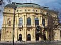 Segedinsko Narodno pozorište (Szegedi Nemzeti Szinhaz) - panoramio.jpg