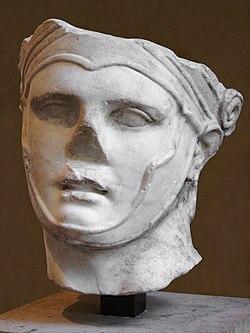 Seleucus I Louvre
