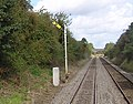 Semaphore distant signal on the approach to Henley in Arden. - geograph.org.uk - 11867.jpg