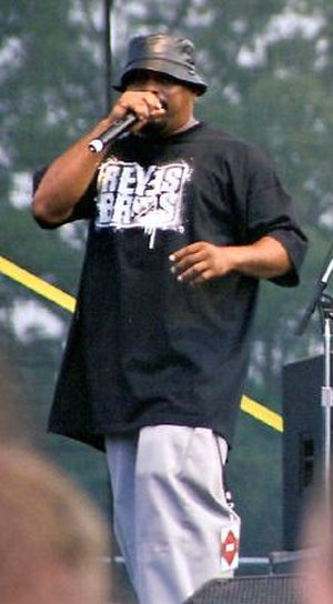 Sen Dog - Sen Dog performing at the 2006 Bonnaroo Music Festival