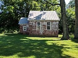Museu Seneca Schoolhouse em Seneca, Condado de Montgomery, Maryland