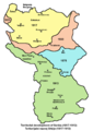 Territorial development of the Principality of Serbia and Kingdom of Serbia (1817–1913)