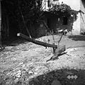 Sevčedur (plug) (perot iz debele pločevine) s posebno napravo, ki je zadaj širša ali ožja, Medana 1953 (2).jpg