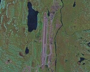 Severomorsk-3 (air base) - Image: Severomorsk 3