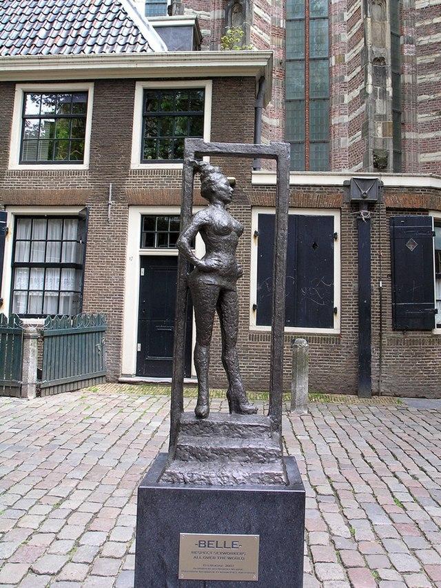 Arnhem raamprostitutie