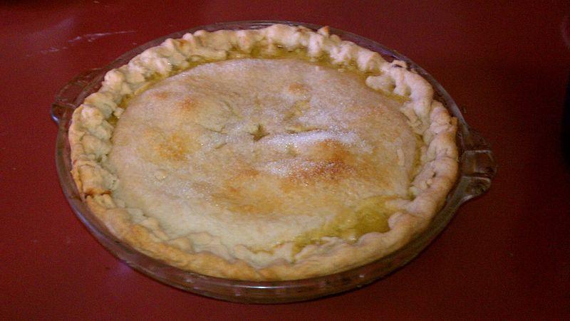 File:Shaker lemon pie.jpg - Wikimedia Commons