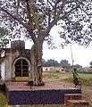 Shani Maharaj Mandir on Middle Secondary Road, A-Zone, Durgapur, West Bengal, India, 13.10.11 - panoramio.jpg