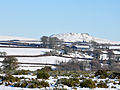 Sheepstor from Clearbrook in snow.jpg