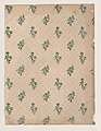 Sheet with dot grid pattern with bouquets Met DP886705.jpg