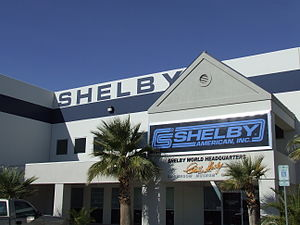 Carroll Shelby International - Shelby world headquarters, Paradise, Nevada