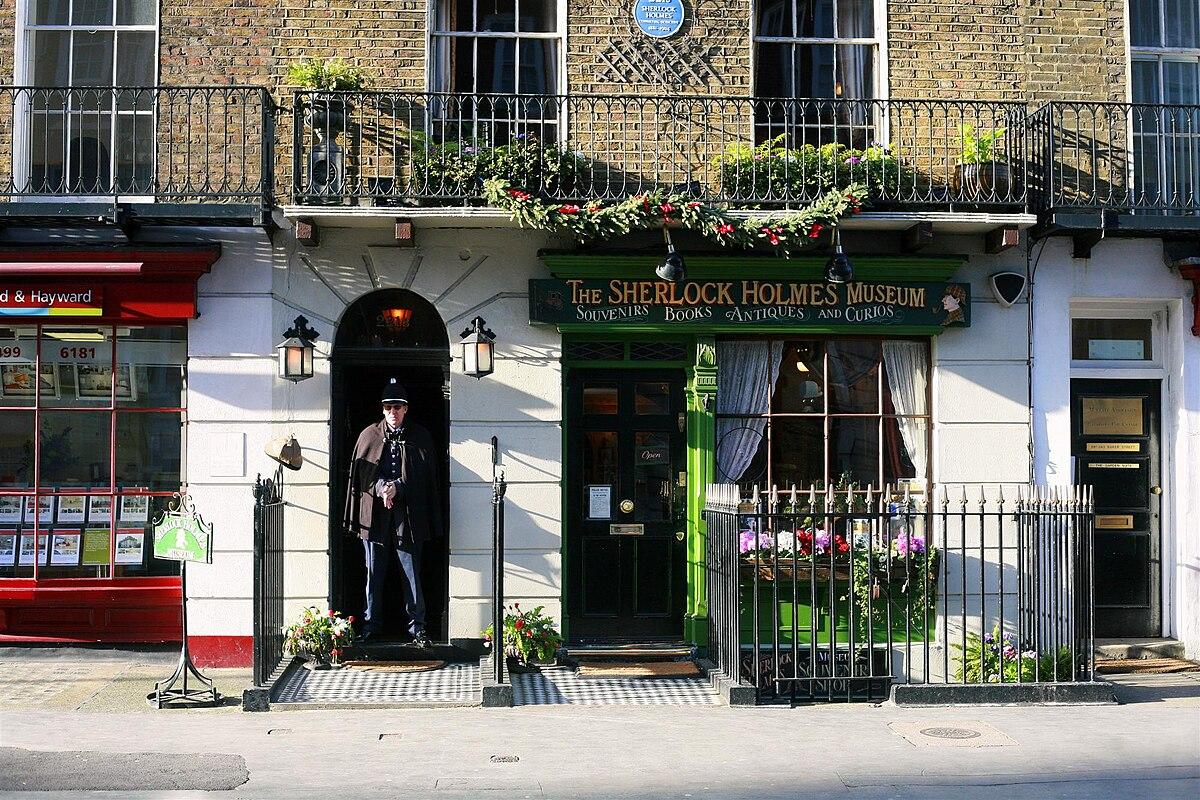 Baker Street Wiki
