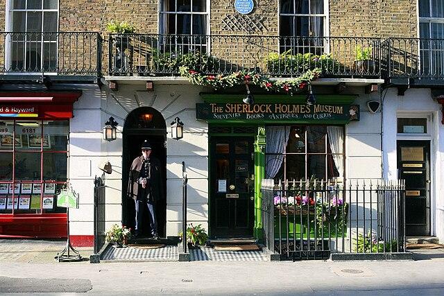 Museo di Sherlock Holmes