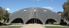 Australian Academy of Science Shine Dome in Canberra