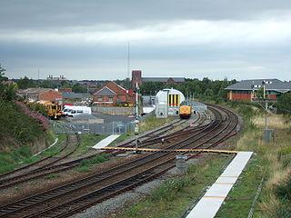 Shrewsbury TMD