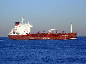 Sichem New York, Port of Rotterdam, Holland, 06JAN2009 pic1.JPG