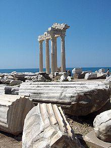 side pamphylien wikipedia
