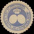 Siegelmarke Correspondenz I.K.H. der Großherzogin von Baden W0356525.jpg