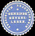 Siegelmarke Herzogthum Braunschweig - Gemeinde Gevensleben W0226418.jpg