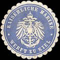 Siegelmarke Kaiserliche Marine - Werft zu Kiel W0221019.jpg
