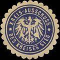 Siegelmarke Kreis-Ausschuss des Kreises Sieg W0391465.jpg