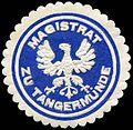 Siegelmarke Magistrat zu Tangermünde W0226309.jpg